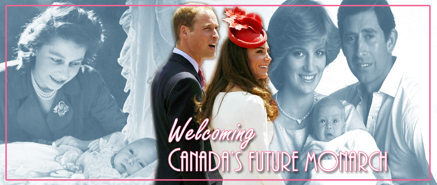 Welcoming Canada's Prince