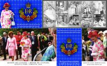 Regular royal postcards