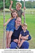 Prince William & his Children