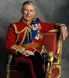 Prince Charles on his 60th birthday