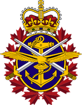 Arms of the Canadian Forces